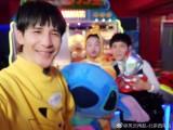 天津全民套鸭子儿童大人互动摊位游戏