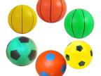 12cm皮球 足球篮球 儿童玩具