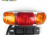 电动车尾灯 48V通用改装后尾灯 刹车灯