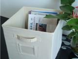 外贸原单 环保帆布收纳箱收纳桶 出口欧美可折叠收纳箱 防阻燃
