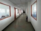 高新区三楼厂房1200平方精装修,急租