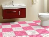 环保PE塑料浴室地垫防滑垫DIY拼接垫浴室按摩垫地垫地毯地?|地
