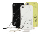 N3 1800毫安  iphone4背夹电源 移动电源 苹果专用