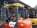 滁州转让夹抱叉车二手叉车2吨3吨抱夹叉车合力杭州叉车