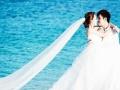 浪漫心海《西安爱久久婚纱摄影》