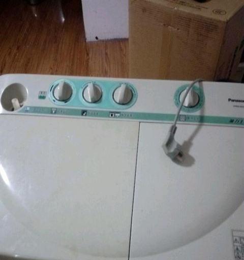 松下双缸洗衣机