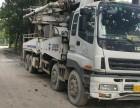 44米干活泵车