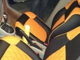 竹叶山雪铁龙4s店包汽车真皮座椅,真皮内饰改装就找赋雅
