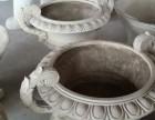 JRC装饰线条,花园花盆,罗马柱,腰线,雕塑