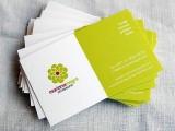 上海銅版紙名片印刷雙面印名片制作名片免費設計覆膜名片包郵