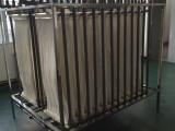 潍坊供应万熙膜MRB膜MBR膜组帘式中空纤维膜