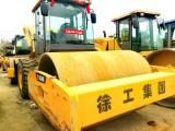 本溪二手压路机徐工柳工20吨22吨26吨振动压路机