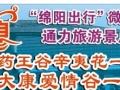 绵阳通力旅游直通车 药王谷 九皇山旅游大巴经济实惠