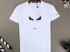 2015新品t恤男士 男式短袖t恤 卡通 修身韩版 白色纯棉t恤 夏季男