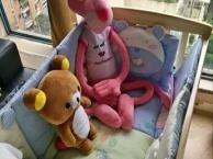 婴儿床多功能纯棉折叠床游戏垫便携式床中床婴儿床