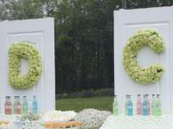 成都婚庆服务|婚庆公司|户外草坪婚礼策划