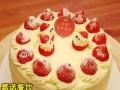 特色生日蛋糕加盟西点小吃 奶昔奶茶培训