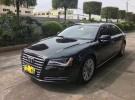 转让 轿车 2013款奥迪A8L 4.2,黑外米内5年3.5万公里面议