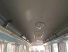 宇通旅游团体客车-11年51坐非营运国三电喷绿标