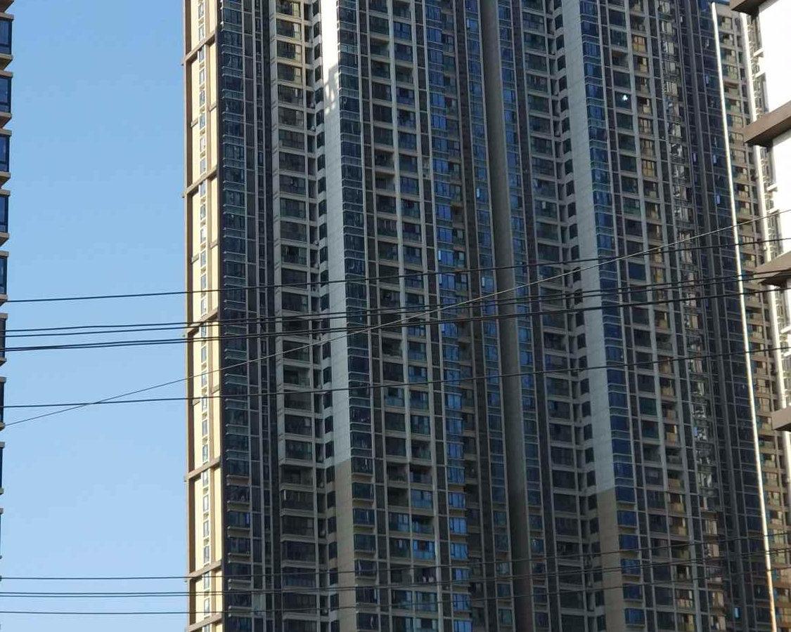 越秀星汇云锦 南北通透 高楼层 采光好 另有车位在卖28万