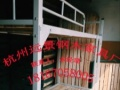 杭州厂家直销 上下铺铁床双层床学生宿舍床 工地床