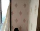 贴墙纸施工贴墙布师傅刷基膜贴壁画贴自粘贴免费测量