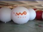 中国联通充气升空广告气球