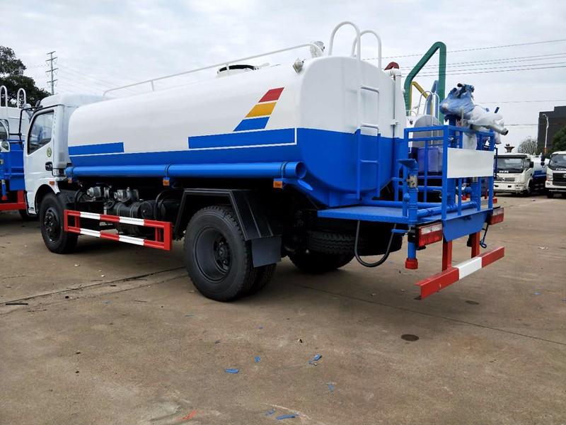 邯郸3方5方8方12方吨洒水车生产厂家直销新车二手洒水车报价