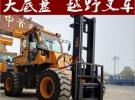 河南四驱越野叉车生产厂家3吨越野叉车图片凌1年0.1万公里6.2万