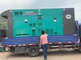 中山神湾专业发电机出租365天随时应急供电