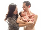 呼兰蒙娜丽莎婚纱摄影免费上门拍新生儿满月照