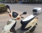 低价出售实图上的二手踏板摩托车,弯梁摩托车。有票。懂车的来
