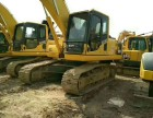 二手挖掘机小松低价出售