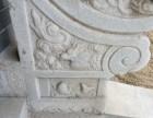 清朝白石门槛狮子石鼓300年历史