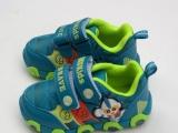 比酷小号男女童鞋运动鞋侧面有灯新品适合小童穿厂家直销