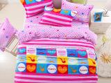 韩版法莱绒四件套加厚珊瑚绒被套三件套保暖天鹅绒床上用品床单