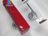 东莞五金夹具工厂直销塑胶玩具喷漆夹具喷油挂具钢片挂具图片