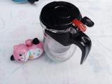 750毫升 玲珑咖啡壶 茶叶壶 泡茶杯功夫茶 10元店配货货源