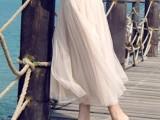 JX005春季2013新款半身长裙网纱裙半身裙波西米亚网纱长裙子