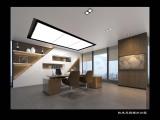 市北办公室翻新方案_好未来设计装饰-专业办公室翻新公司
