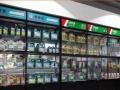 天津汽车4s店货架机油展示柜汽车用品展示架座椅货架