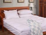 柳桥家纺五星酒店宾馆布草床上用品鹅绒羽绒床垫三防防水厂家直销