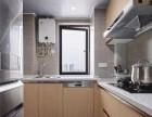 成都龙发装饰丨厨房这样装好看又实用,老婆再也不担心难清洁了!