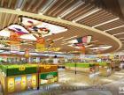 天霸设计公司执着于提供高品质秦皇岛超市装修服务