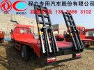 海南厂家直销国五全新挖掘机平板车 东风挖掘机平板车0年0万公里面议
