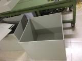 焊接加工pp水槽,耐酸碱pp酸洗池欢迎来图加工定制