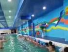 暑假游泳班招生了