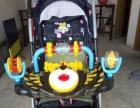 九成新 婴儿推车