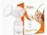 舒氏S800仿生按摩手动吸奶器配2个奶瓶挤奶器婴儿吸奶器拔奶器