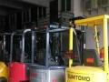 林德 E16C 叉车  (货架堆高节能电动叉车)